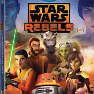 Star Wars Rebels Final Season on DVD