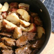 Easy Steak & Potatoes Skillet Dinner