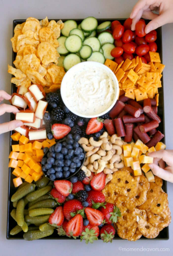 Summer Party Platter