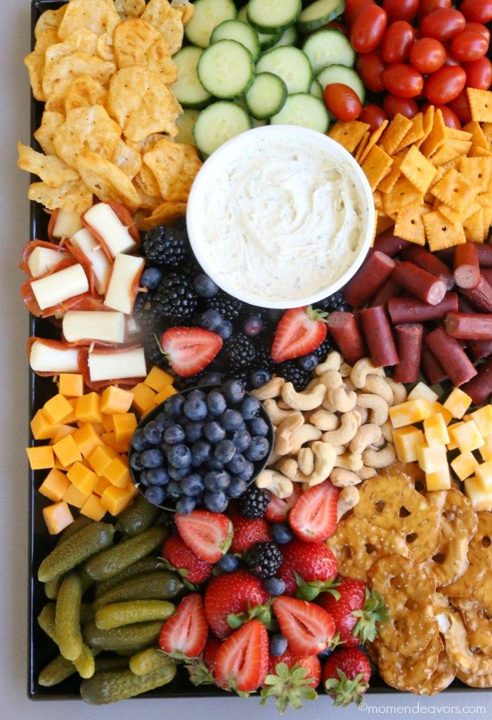 Summer Snack Platter