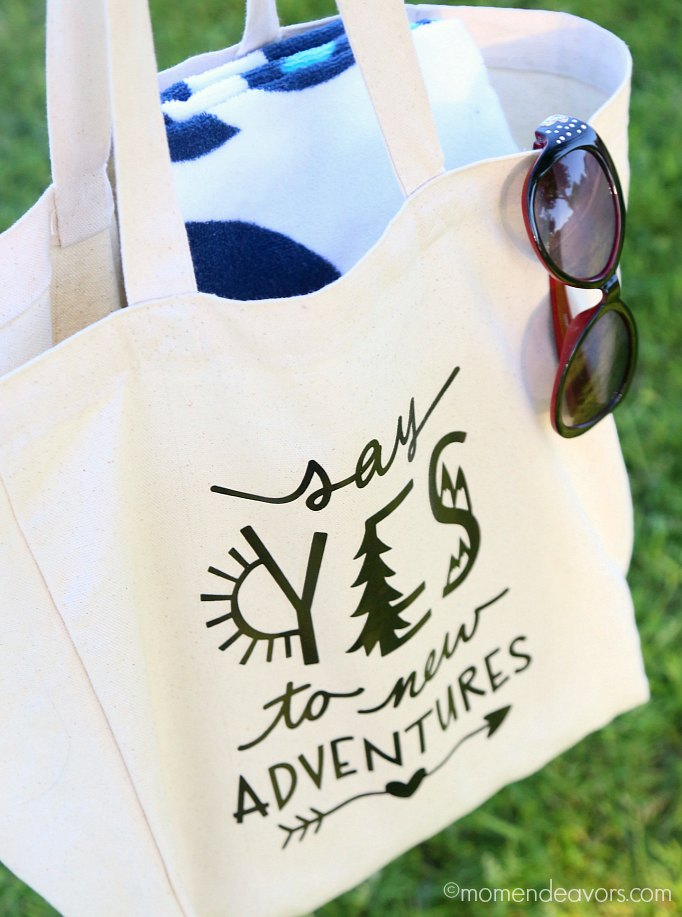Cute Travel Tote Bag