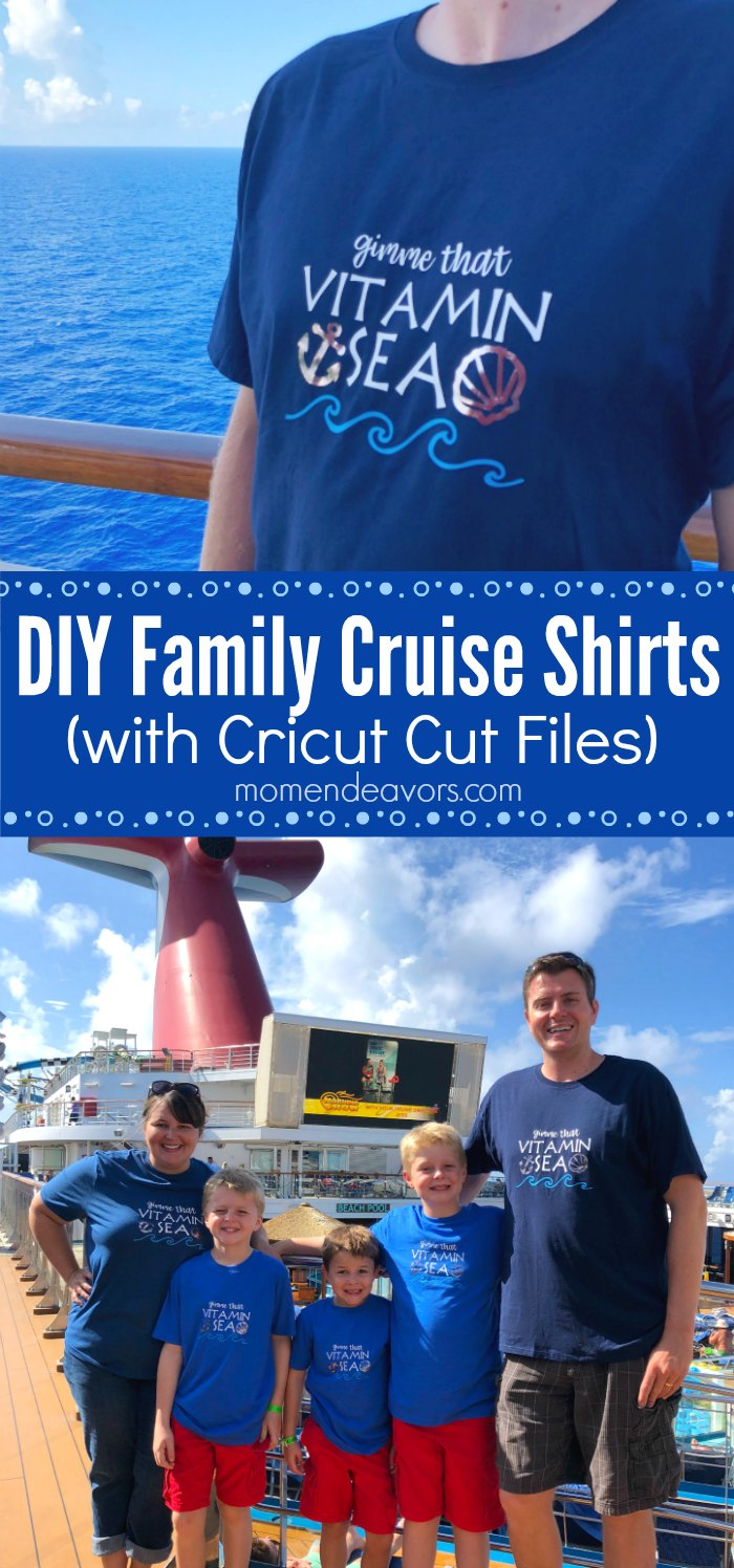 DIY Family Cruise Shirts