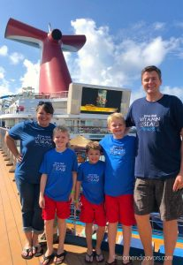 Family Cruise Shirts
