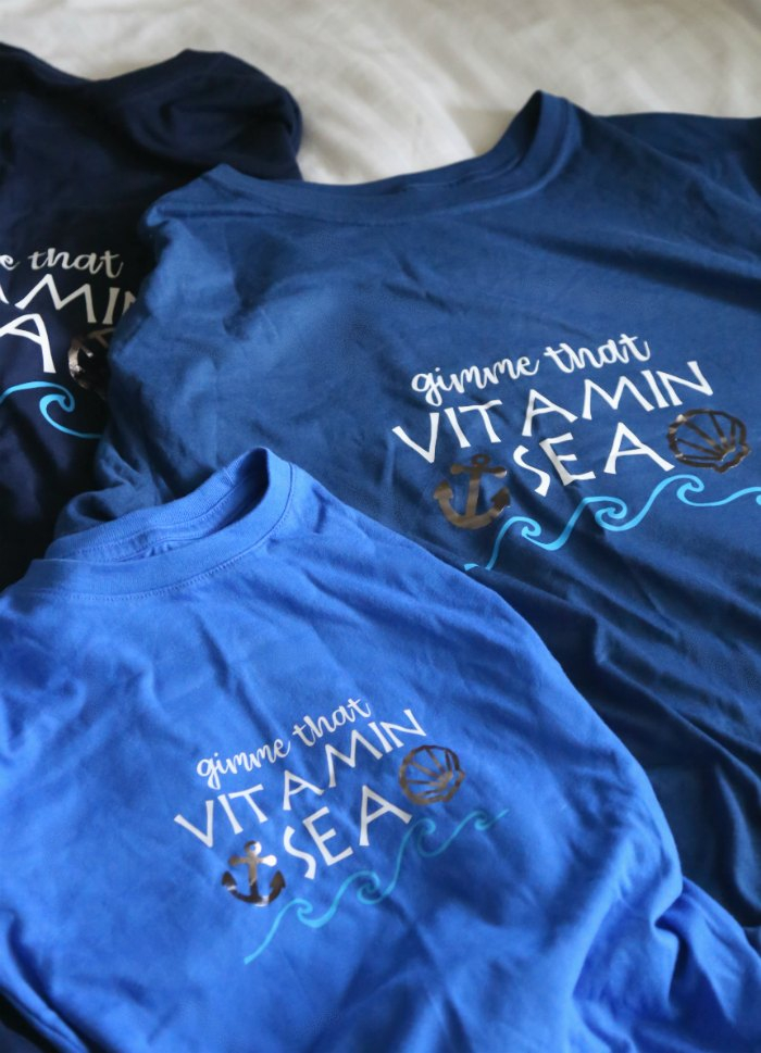 Vitamin Sea Shirts