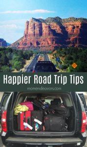 Happier Road Trip Tips