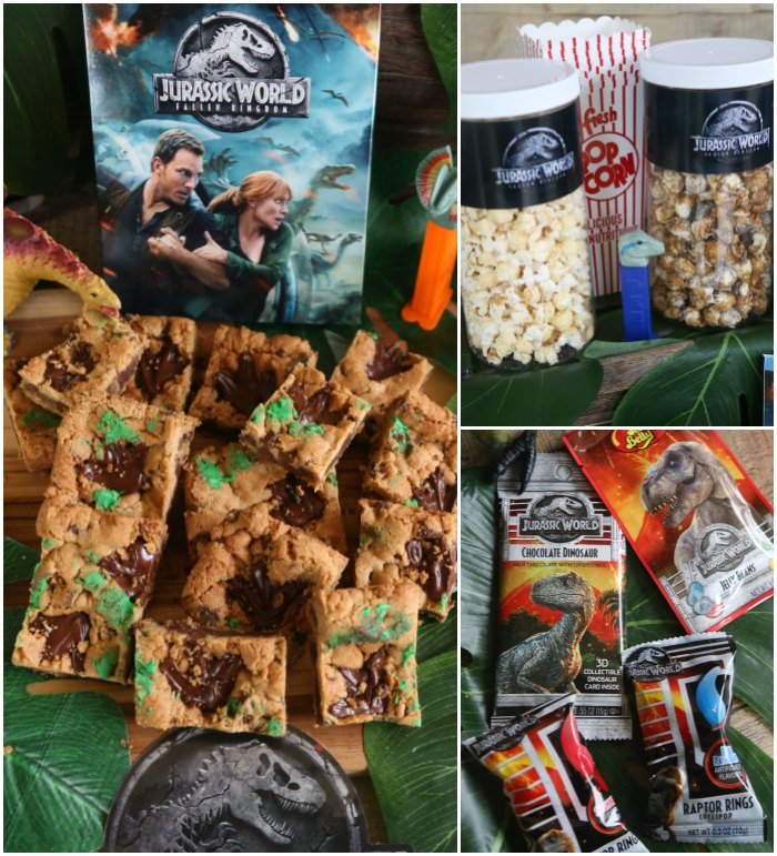 Jurassic Park Party Treats