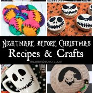 Disney's The Nightmare Before Christmas Recipes & Crafts
