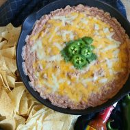 Spicy Bean Dip Recipe