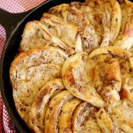 Baked Apple Cinnamon French Toast Recipe