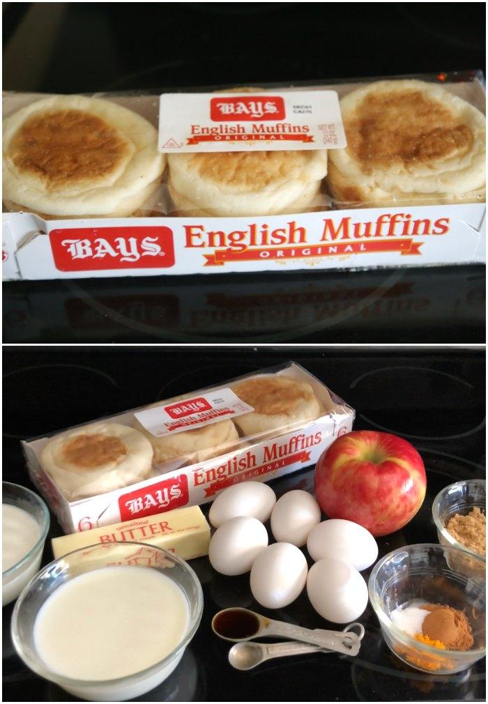 Bays English Muffins Recipe