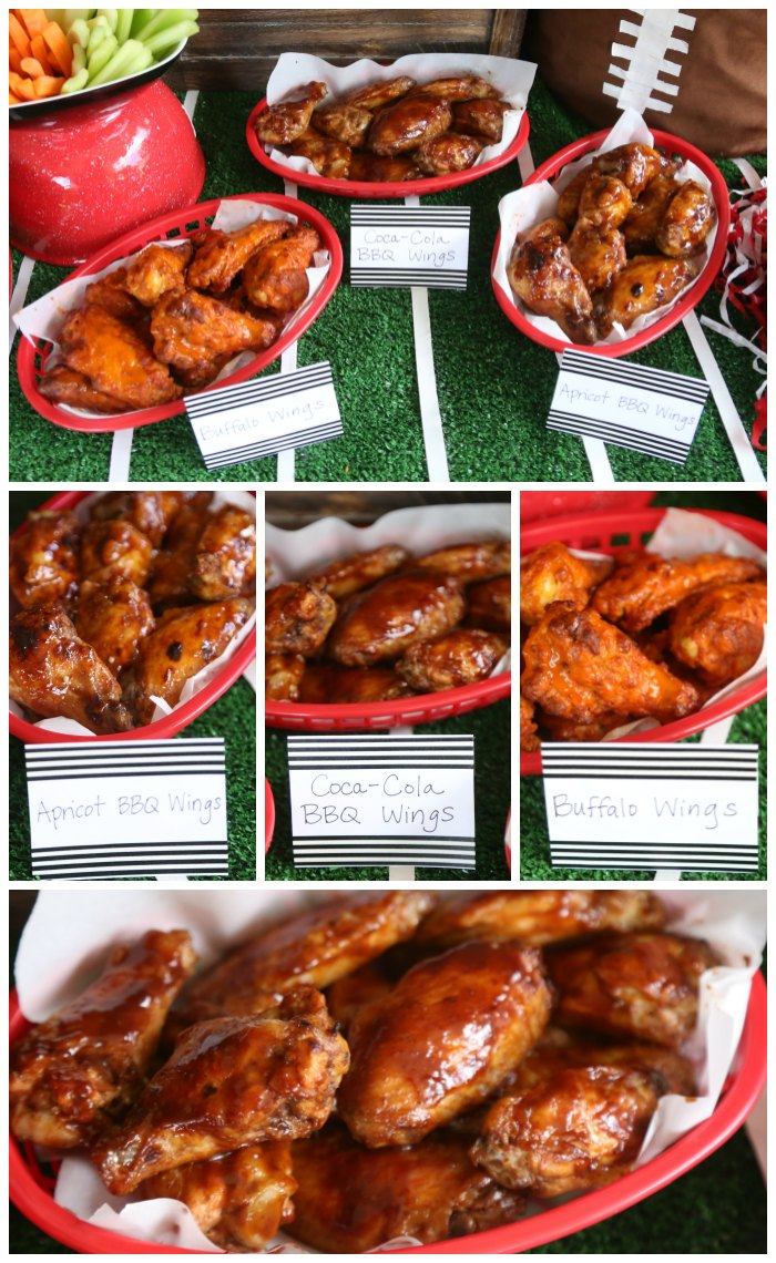 Chicken Wings Bar
