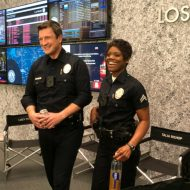 ABC TV's The Rookie Set Visit Experience