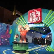 Disney's RALPH BREAKS THE INTERNET World Premiere Red Carpet Experience #RalphBreaksTheInternetEvent