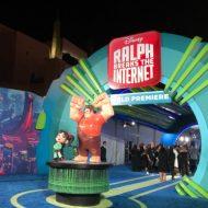 Disney's RALPH BREAKS THE INTERNET World Premiere Red Carpet Experience #RalphBreaksTheInternetEvent