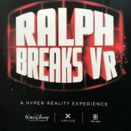 Ralph Breaks VR Experience