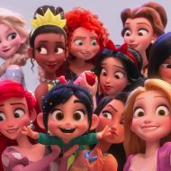 How the Disney Princesses Came to Be in Ralph Breaks the Internet