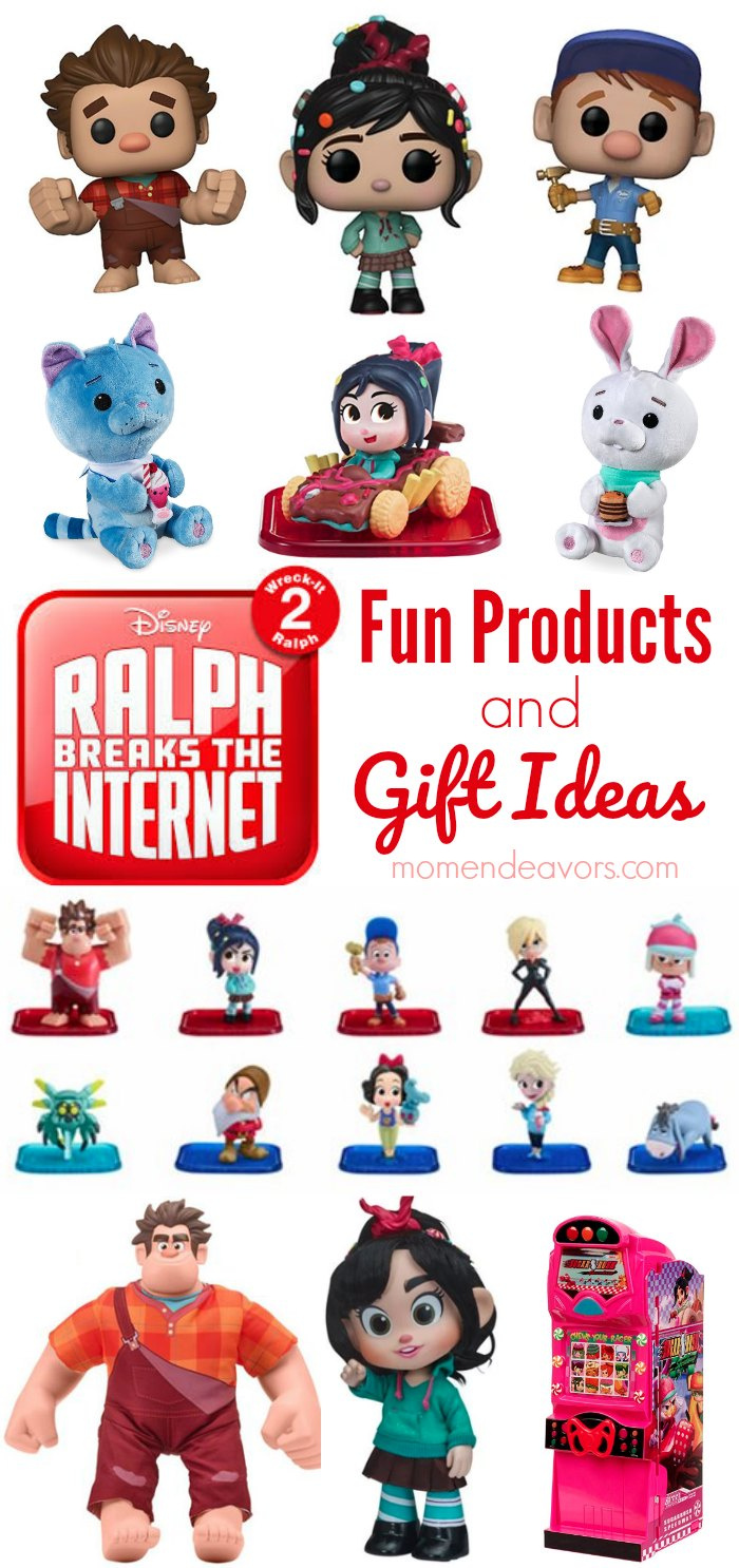 Ralph Breaks the Internet Products
