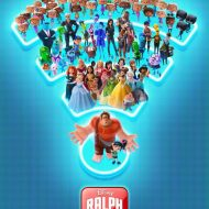 Follow along as Ralph Breaks The Internet! #RalphBreaksTheInternetEvent