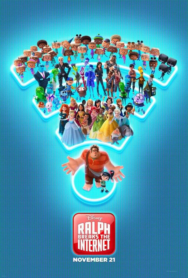 RalphBreaksTheInternet poster