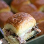 Roast Beef Sliders Recipe
