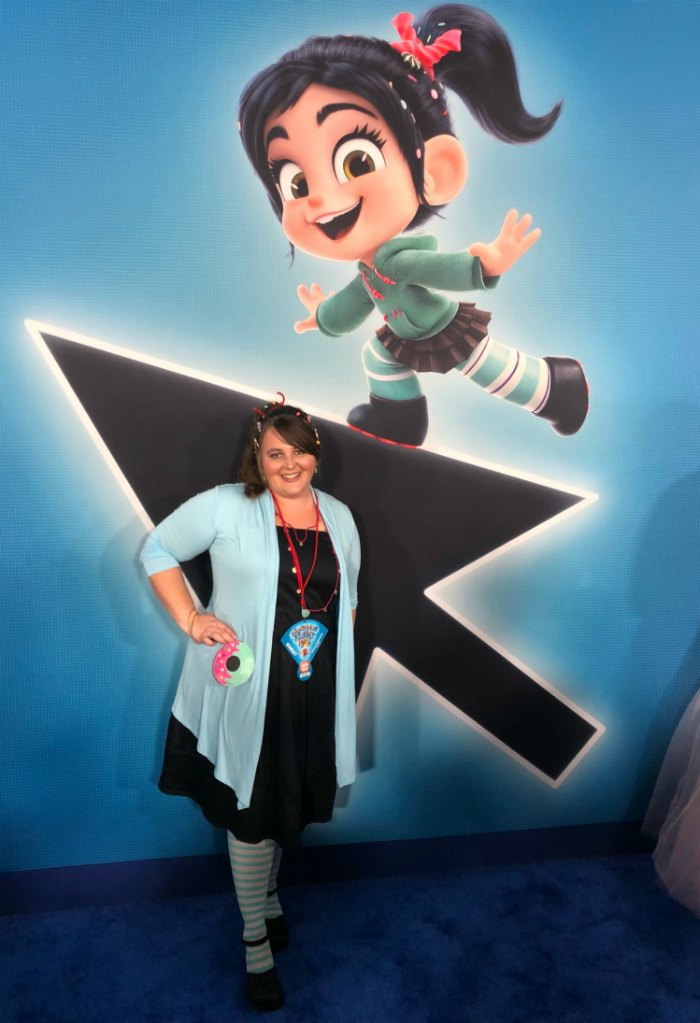 Vanellope Red Carpet Disney Bound