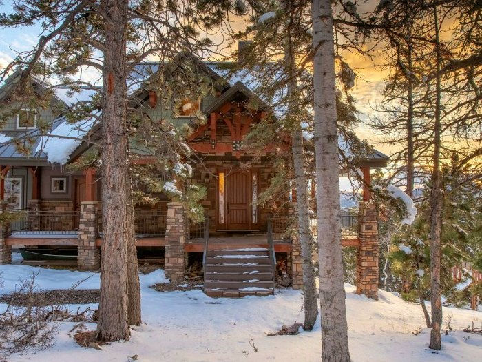 Winter Cabin Sweepstakes