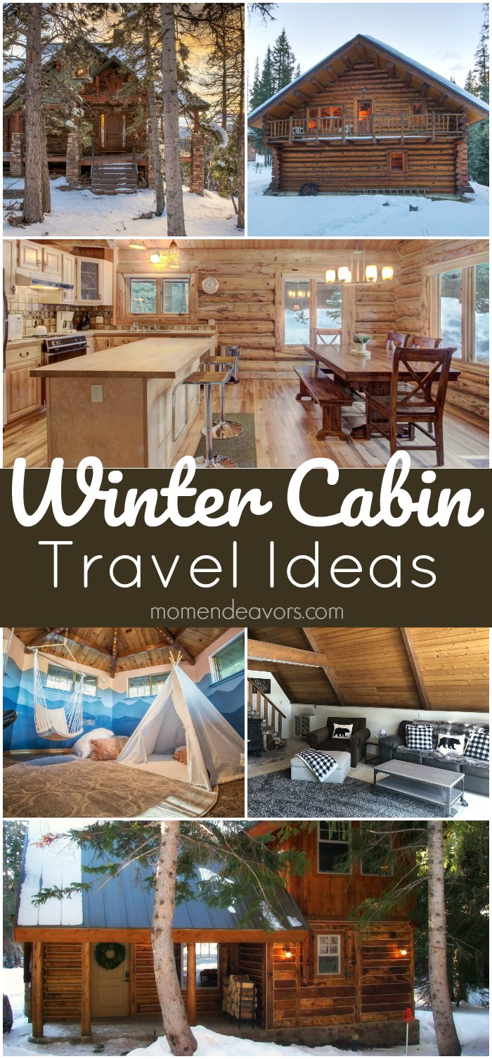 Winter Cabin Travel Ideas