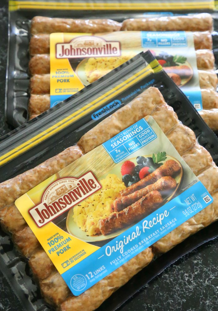 Johnsonville Breakfast Sausage