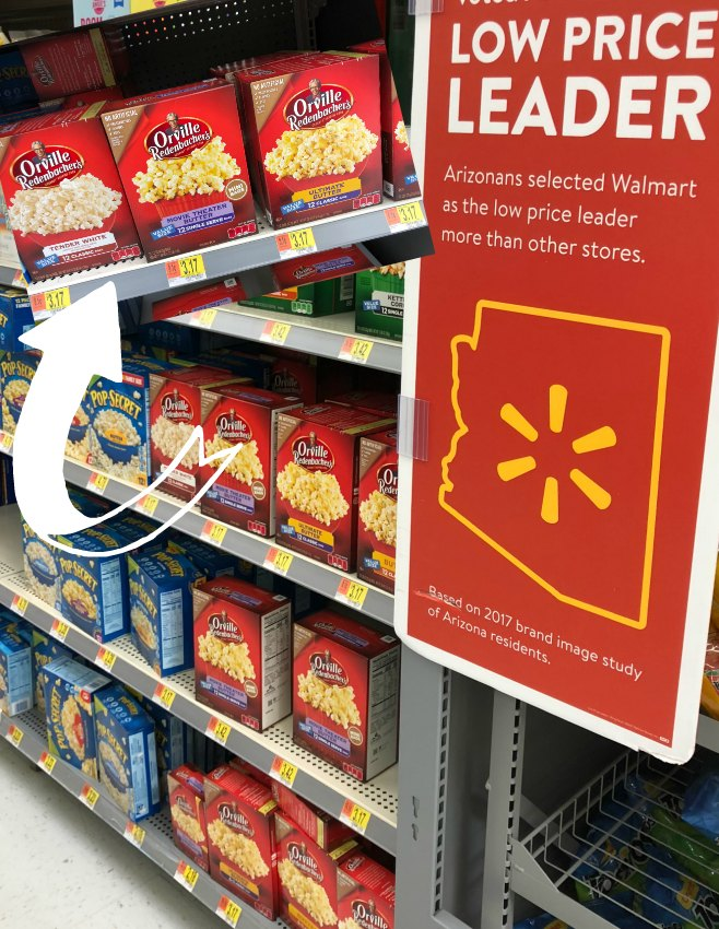 Orville Redenbacher's Popcorn Walmart