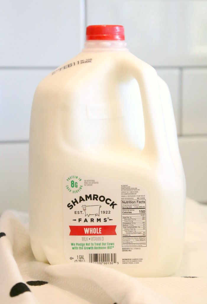 Shamrock Farms Milk