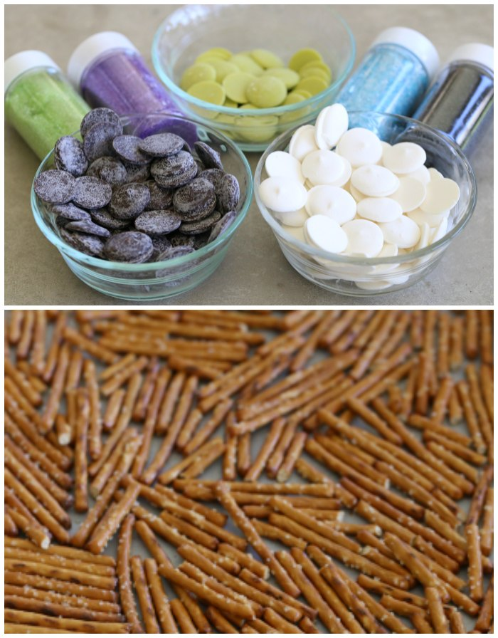 Candy Bark Ingredients