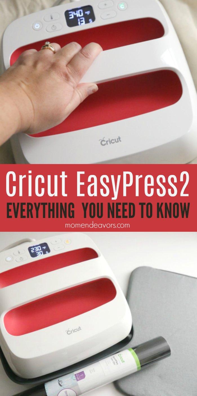 Cricut EasyPress 2 Guide