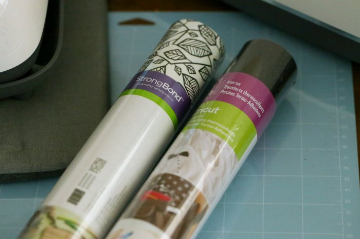Cricut Iron-on Products