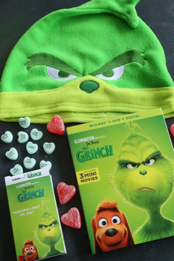 Grinch Movie Giveaway
