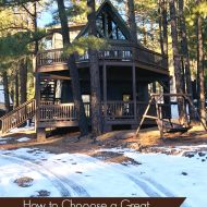 How to Choose a Winter Cabin Rental