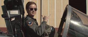 Carol Danvers Air Force