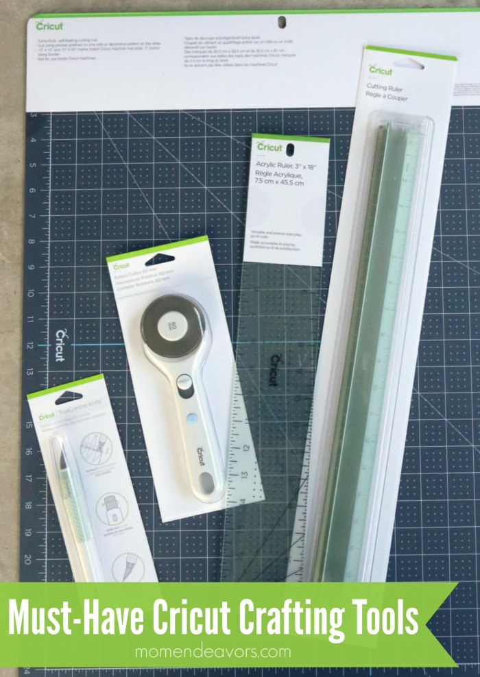 Cricut Crafting Tools