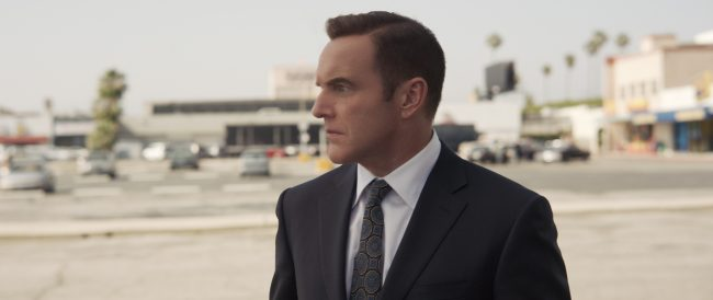 Young Agent Coulson