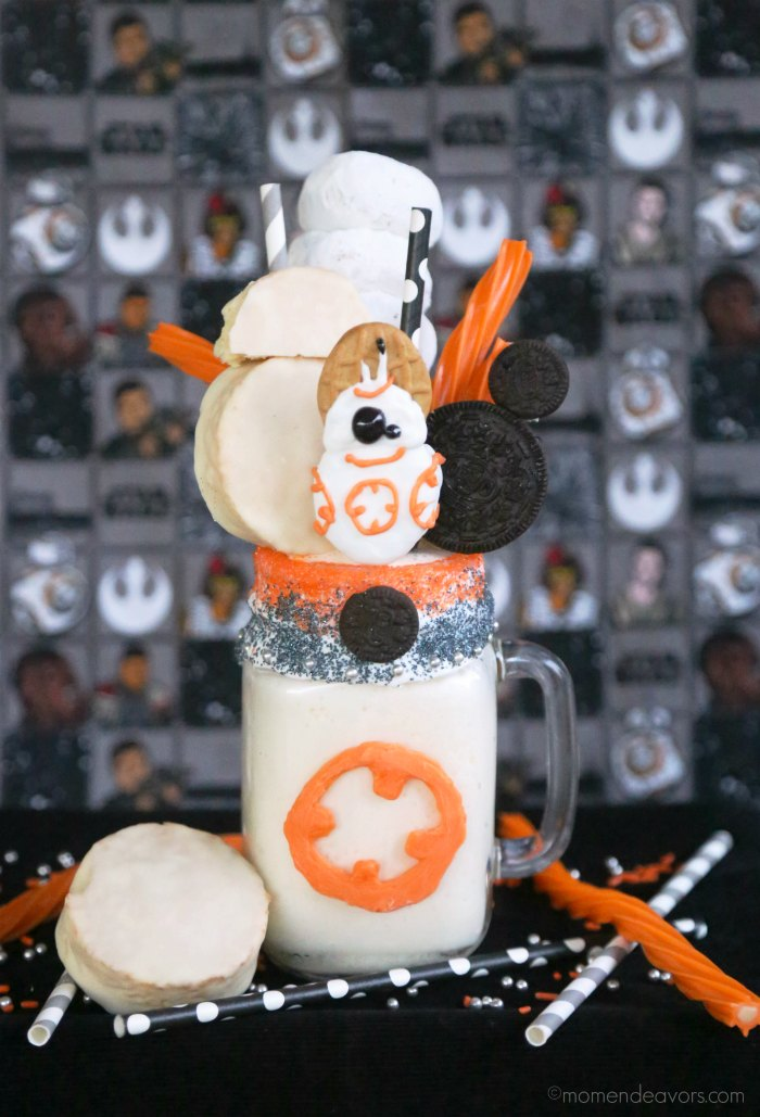 BB-8 Freak Shake
