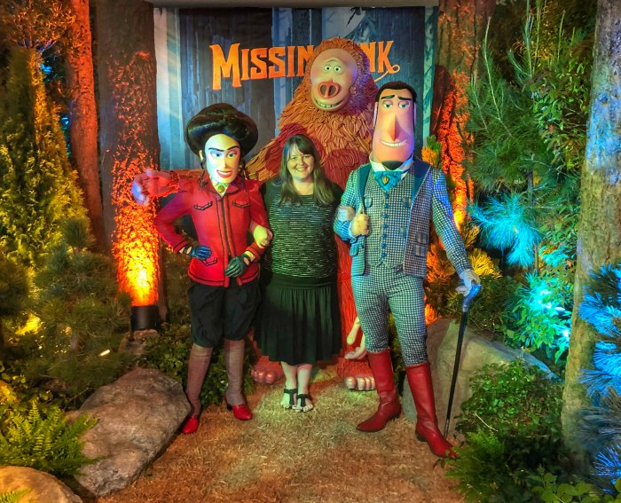 Missing Link Press Junket