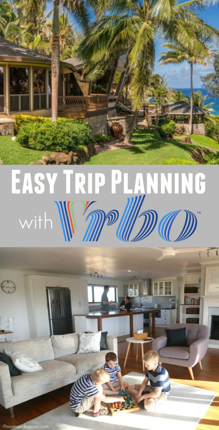 Trip Planning with VRBO