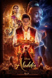 Aladdin Movie Poster
