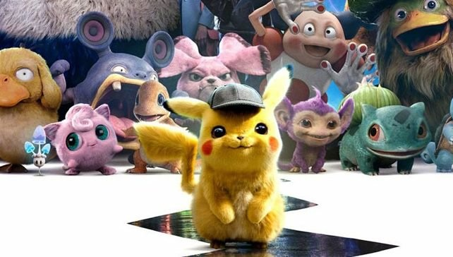 Detective Pikachu Movie For Kids