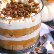 No-Bake Pumpkin Pie Trifle