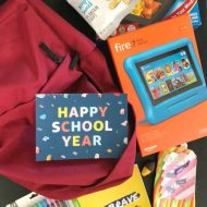 Back to School Shopping Made Easy with Amazon