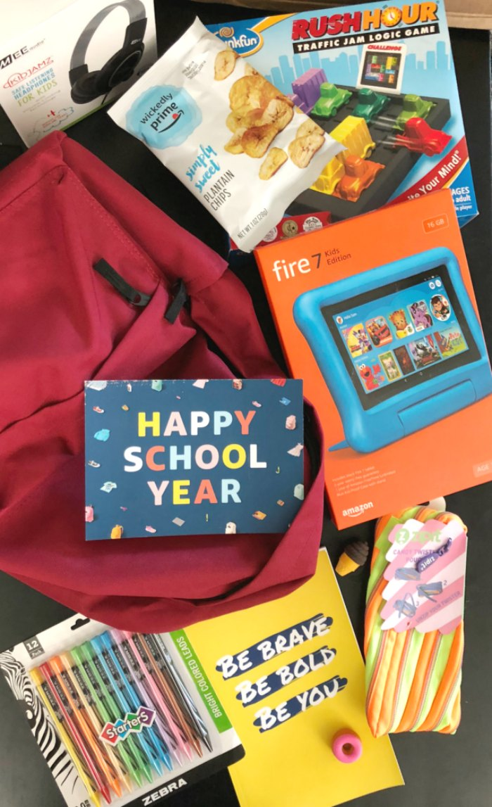 Happy School Year Supplies