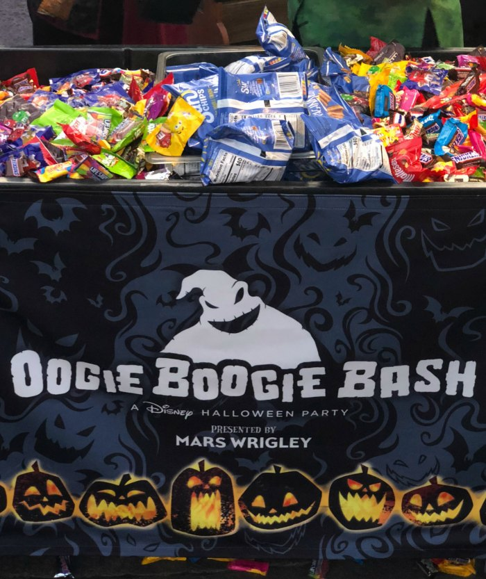 Oogie Boogie Bash Candy