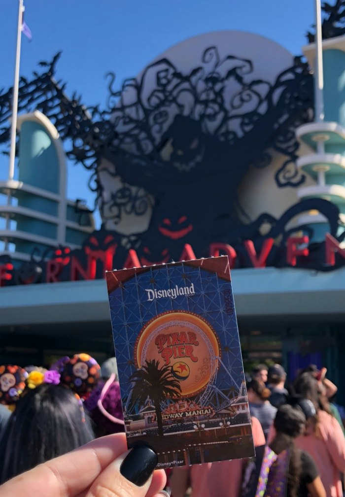 Oogie Boogie Bash Ticket