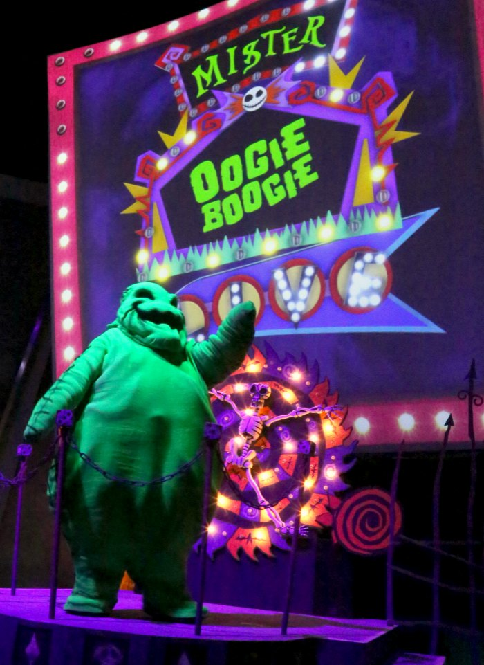 Oogie Boogie Treat Trail