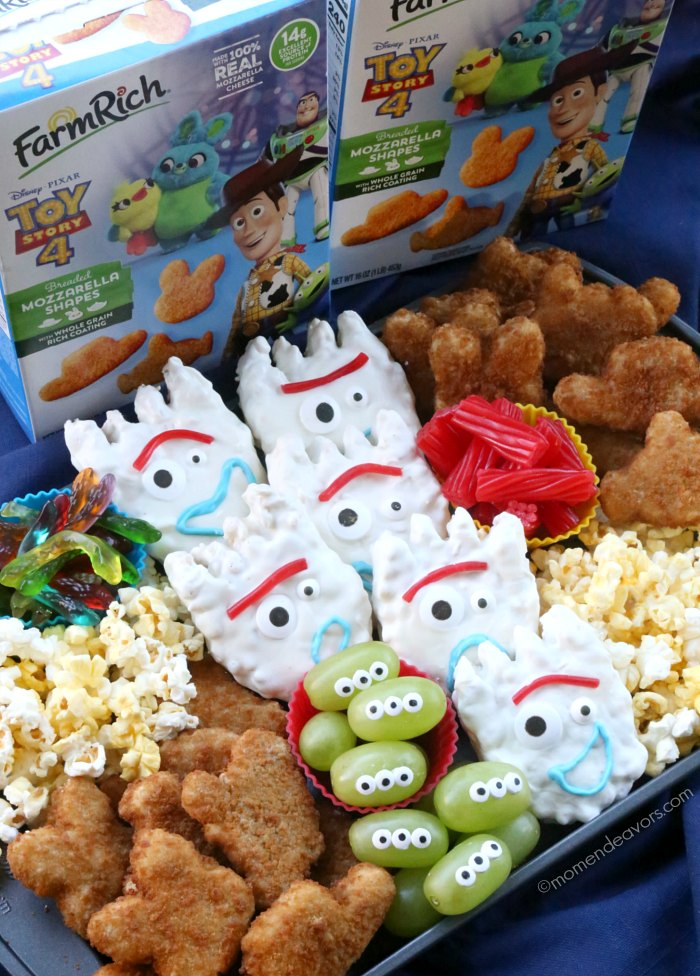 Toy Story 4 Movie Night Platter